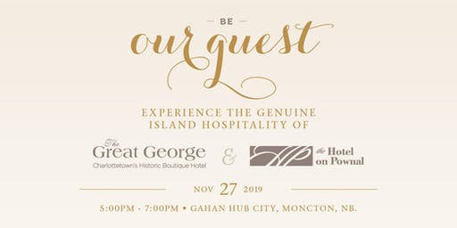 Be Our Guest: Preferred Corporate Traveller Reception