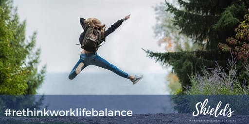 Rethink Work-Life Balance Workshop at The Hive London