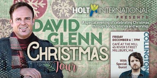 David Glenn Christmas Concert w/ Collington