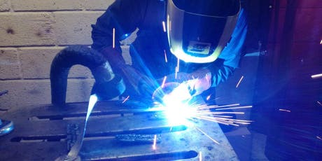 Introductory Welding for Artists (Monday 16 Dec - Afternoon) tickets