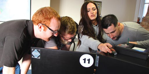 TFTI Staff & Research 'Escape Room Boxed Experience'