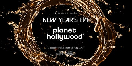 Planet Hollywood Times Square New Years Eve 2020 Party tickets