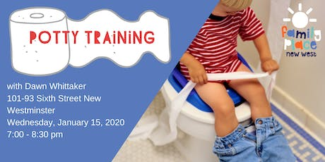 Potty Training Workshop tickets
