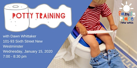 Potty Training Workshop [SOLD OUT] tickets