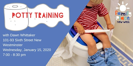 Potty Training Workshop [SOLD OUT]