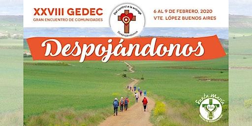 XXVIII GEDEC - Gran Encuentro de Comunidades