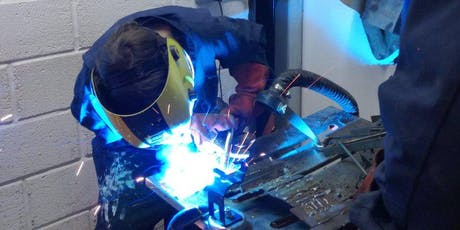 Introductory Welding for Artists (Monday 16  Dec - Evening) tickets