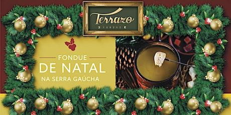 Fondue de Natal  na Serra Gaúcha tickets