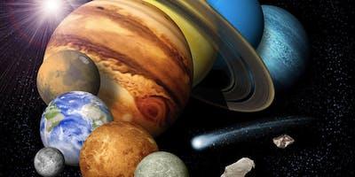 """Laboratorio didattico """"Esploriamo il Sistema Solare"""""""