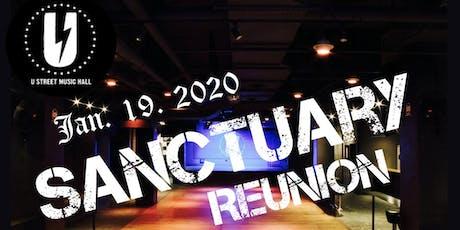 Sanctuary Reunion tickets