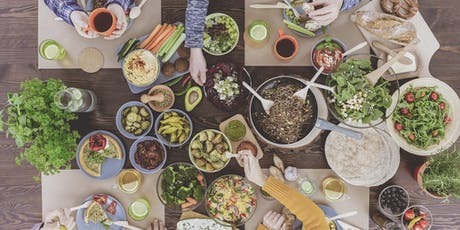 The Healing Feast & Cooking Demo tickets
