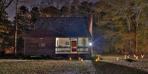Plantation Christmas Lantern Tours