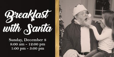 Breakfast with Santa at the Hancock Hotel tickets