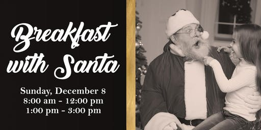 Breakfast with Santa at the Hancock Hotel