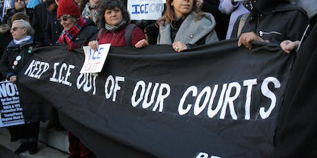Keeping Our Communities Safe:  The Impact of ICE Arrests at NYS Courts tickets