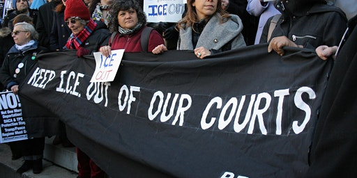 Keeping Our Communities Safe:  The Impact of ICE Arrests at NYS Courts