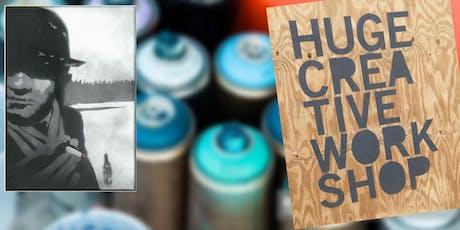 Graffiti-Art for beginners tickets