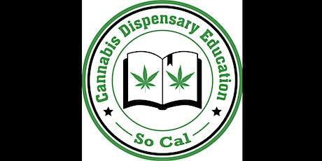 Cannabis Dispensary Education So Cal : January 19th Bud & Bloom Santa Ana - Get A Marijuana Job! 12PM-6PM tickets