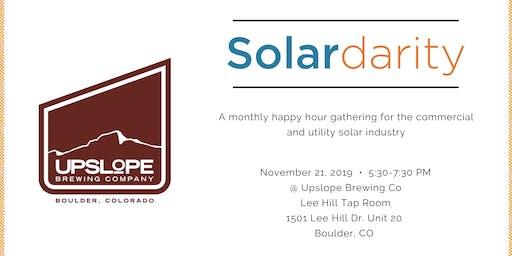 Solardarity November 2019