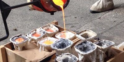 Bronze Casting Course (5, 6, 7 & 12, 13, 14 June 2020)