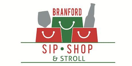 3rd Annual Branford Sip, Shop & Stroll tickets