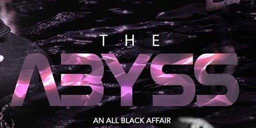 THE ABYSS - An All Black Affair at Boston's