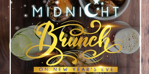 MIDNIGHT BRUNCH on New Year's Eve