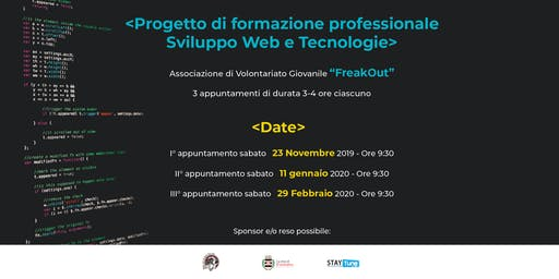 Sviluppo Web & Tecnologie - Formazione Professionale
