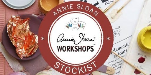 An Introduction to the Annie Sloan Method:Techniques 1