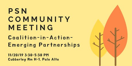 Coalition-in-Action -- Emerging Partnerships tickets