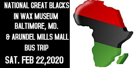 GREAT BLACKS IN WAX 2020 tickets
