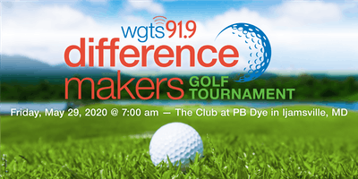 WGTS Difference Makers Golf Tournament 2020