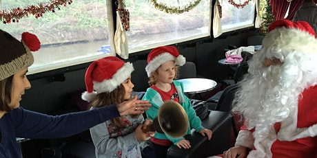 Last Few Remaining Santa Cruise Tickets! - River Lee Ware 2019 tickets