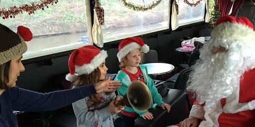 Last Few Remaining Santa Cruise Tickets! - River Lee Ware 2019