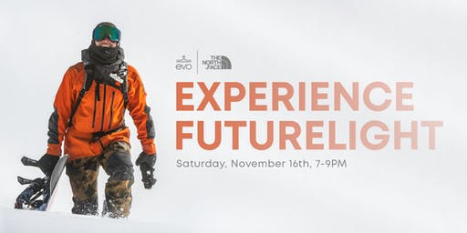 Experience Futurelight with evo Denver and The North Face