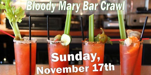 Downtown Wilmington Bloody Mary Bar Crawl