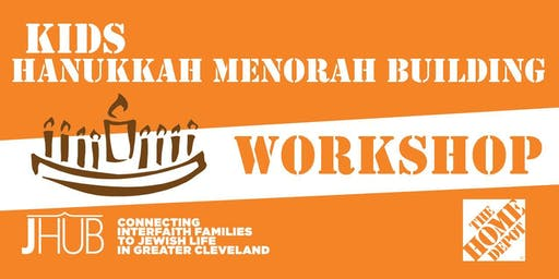 Hanukkah Menorah Building Workshop- Session 3
