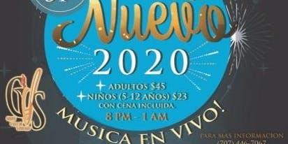 Cena Baile de Año Nuevo 2020/ New Year's Eve Dinner Dance