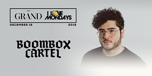 I Love Mondays feat. Boombox Cartel 12.16.19