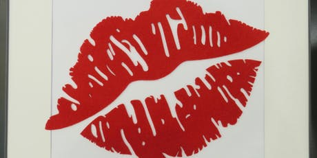 VIP Lips Art gallery show opening night at Gallery 109 tickets