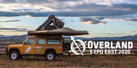 OVERLAND EXPO EAST 2020 — GENERAL ADMISSION tickets