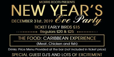 Morris Roots New Year's Eve Annual Event