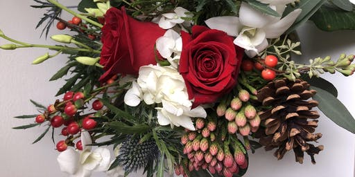 Holiday Floral Workshop