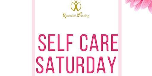 QT's Self Care Saturday