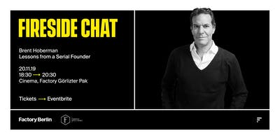 Lessons from a Serial Founder: Fireside Chat with