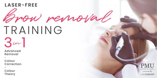 Brow Removal and Colour Correction Training