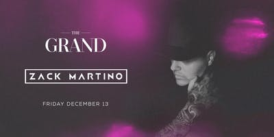 Zack Martino | The Grand Boston 12.13.19