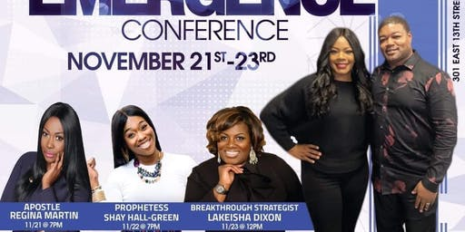 Prophetic Emergence Conference