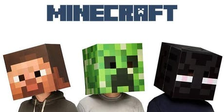 Workshop de Cosplay - Minecraft ingressos