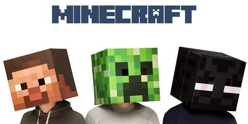 Workshop de Cosplay - Minecraft